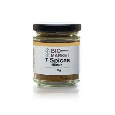 7 Spices Libanez 70g