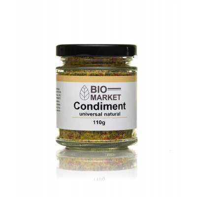 Condiment universal natural 110g