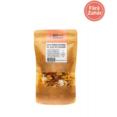 Corn flakes & fruits for kids 175g