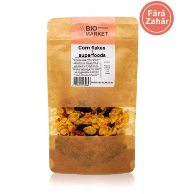 Corn flakes & superfoods 350g