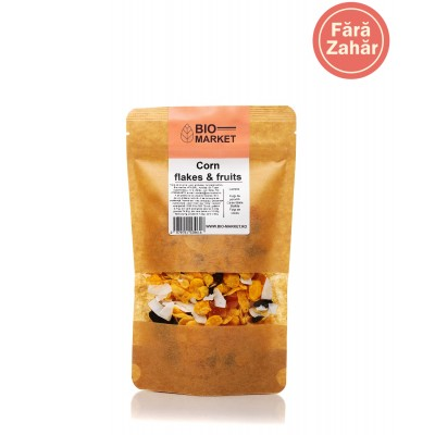 Corn flakes & fruits 175g