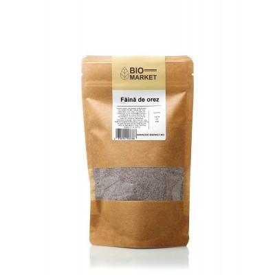Faina de orez negru 500g