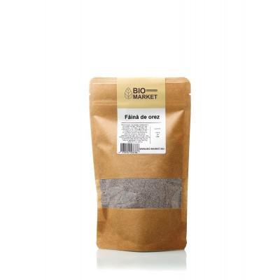 Faina de orez negru 250g