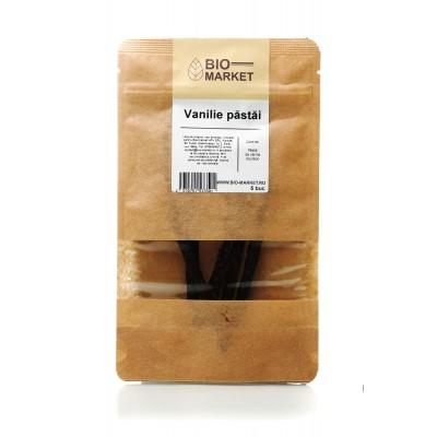 Vanilie de Bourbon pastaie 5buc