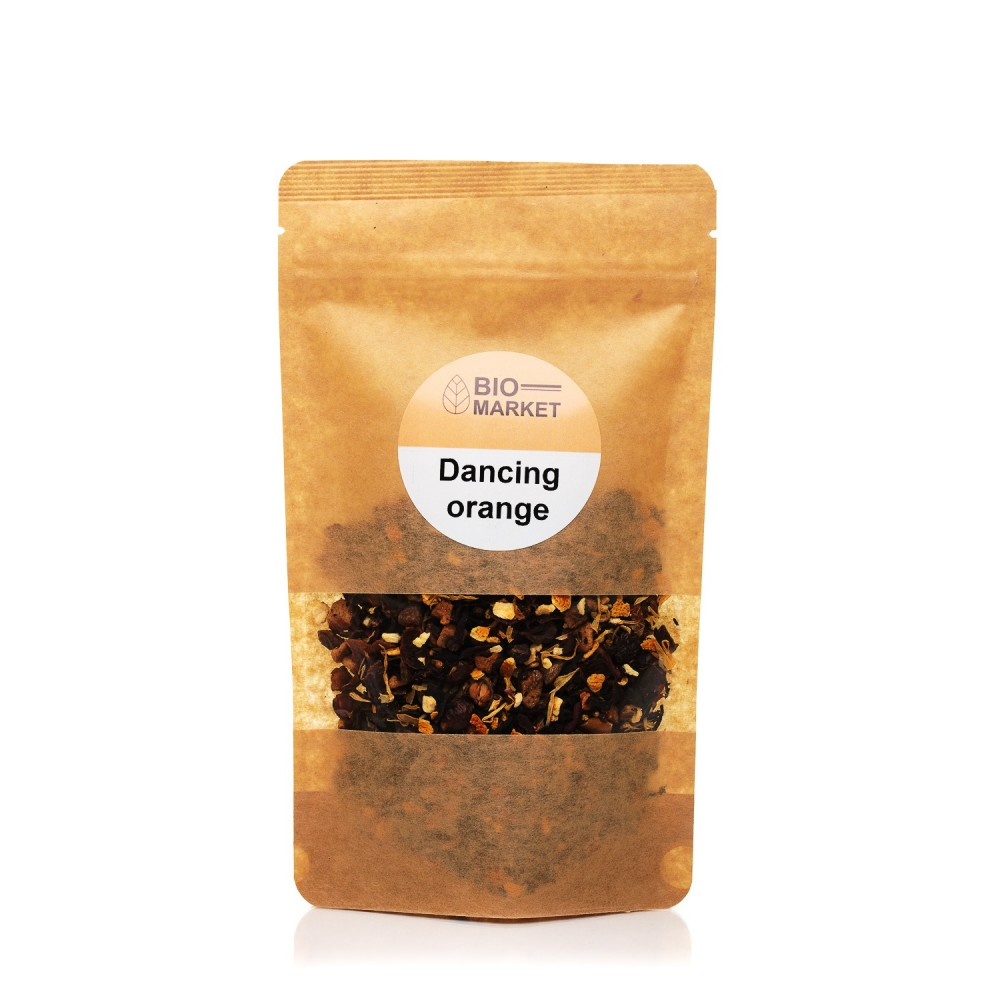 Ceai Dancing Orange 80g