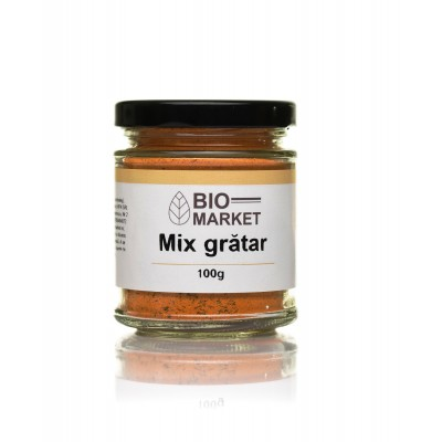 Mix gratar (barbecue mix) 100g
