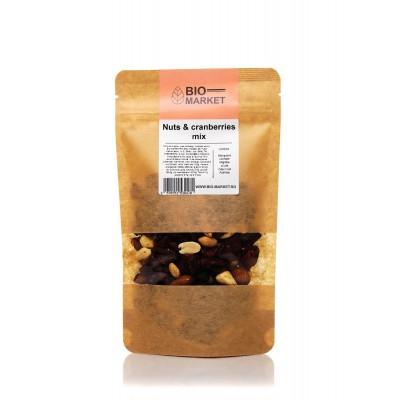 Nuts & cranberries 500g