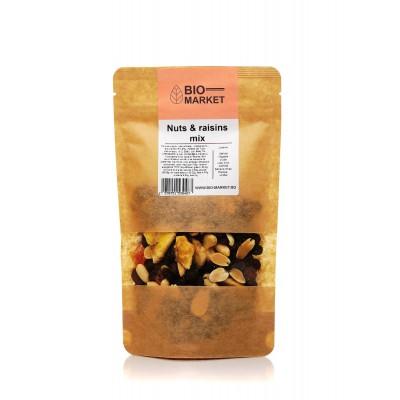 Nuts & raisins 500g