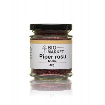 Piper roz (rosu) boabe 20g