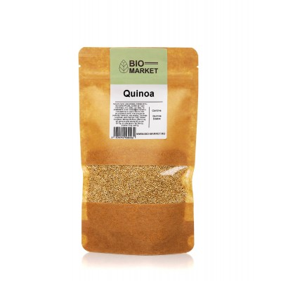 Quinoa alba boabe 500g