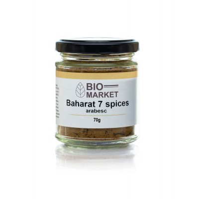 Baharat 7 Spices arabesc 70g