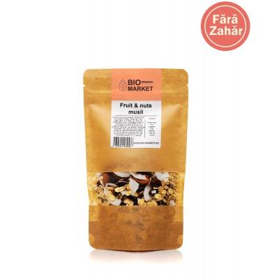 Fruit & nuts musli 250g