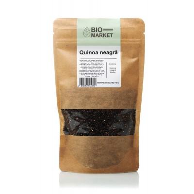 Quinoa neagra boabe 1kg
