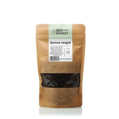 Quinoa neagra boabe 500g