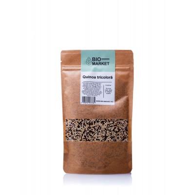Quinoa tricolora boabe 250g