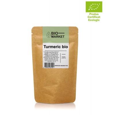 Turmeric pulbere BIO 125g