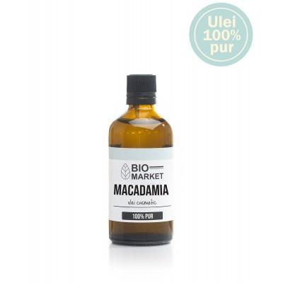 Ulei de macadamia cosmetic 50ml